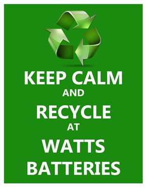 why we recycle watts batteries caringbah watts batteries. Black Bedroom Furniture Sets. Home Design Ideas