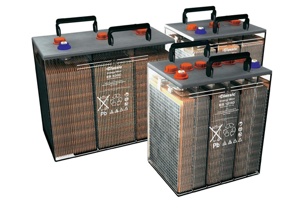 Deep Cycle Lead Acid Battery